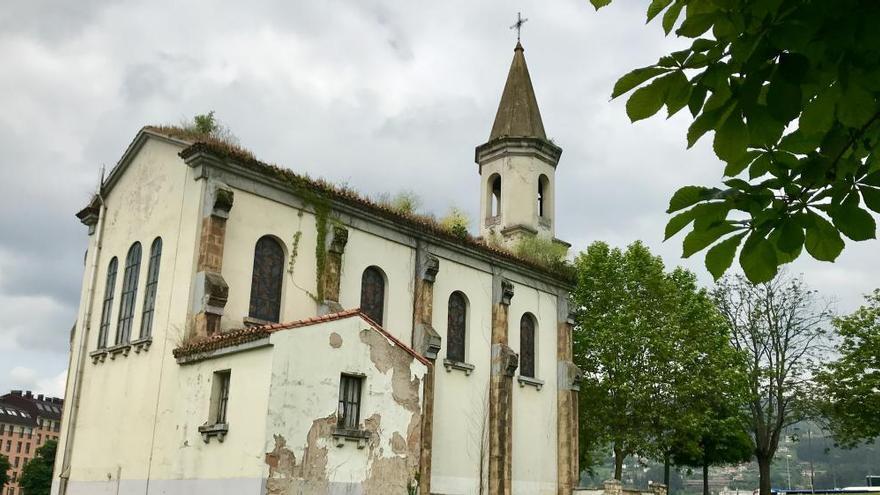 Aleluya: por fin se rehabilitará la capilla de La Cadellada (Oviedo)