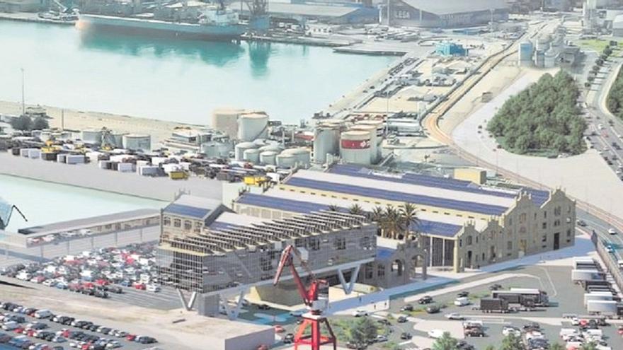 El Puerto aprueba la terminal de Baleària y rehuye otra evaluación ambiental por la ampliación