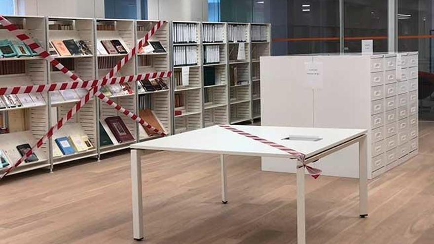 El Arxiu del Regne vuelve a abrir al público desde hoy