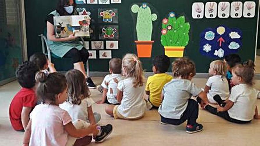 La Xarxa Ecoescola de Gandia comença a les escoletes infantils