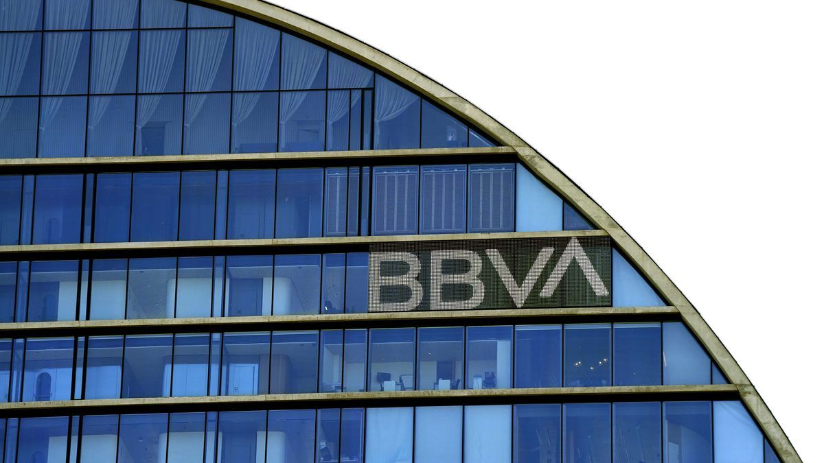 Sede del BBVA en Madrid.