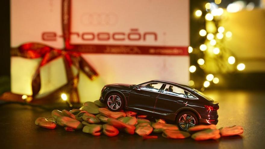El aro más dulce de Audi