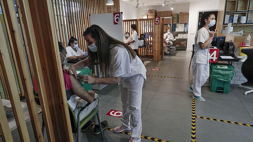 El sindicato de enfermería exige que se renueven todos los contratos temporales