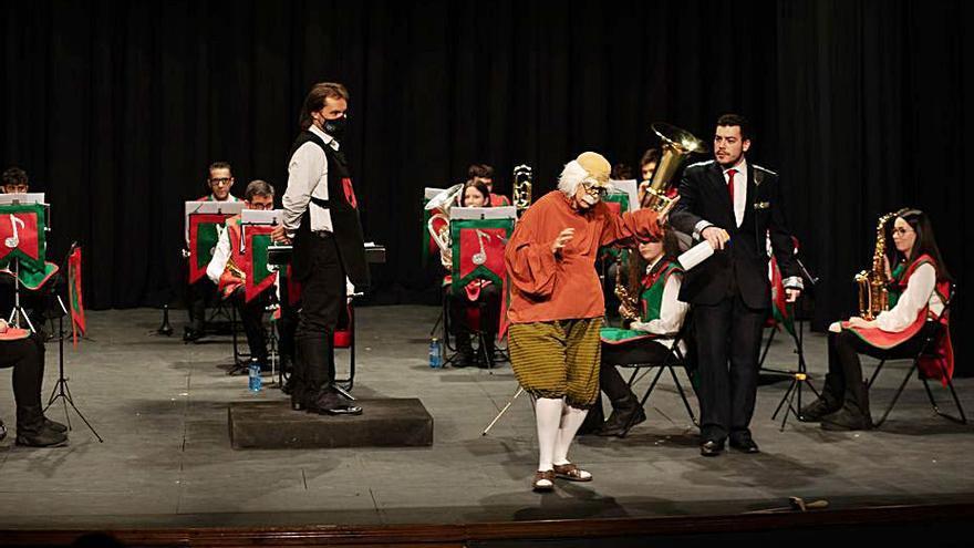 La Banda de Música de Zamora regresa a los escenarios con una doble actuación