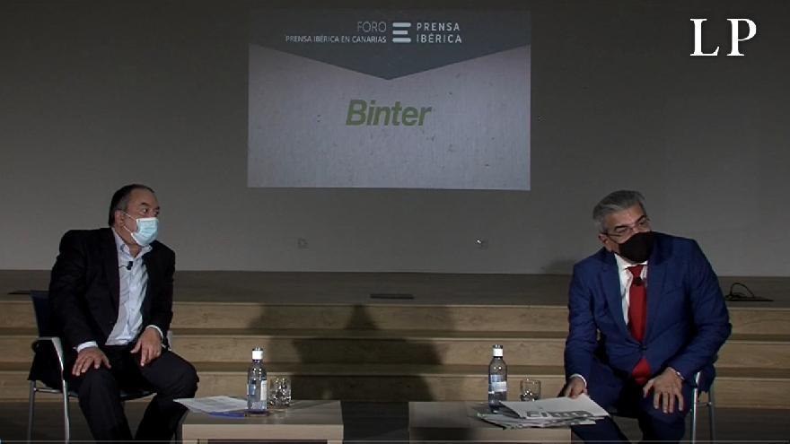 """Román Rodríguez: """"NC nunca se ha levantado de una mesa de negociación"""""""