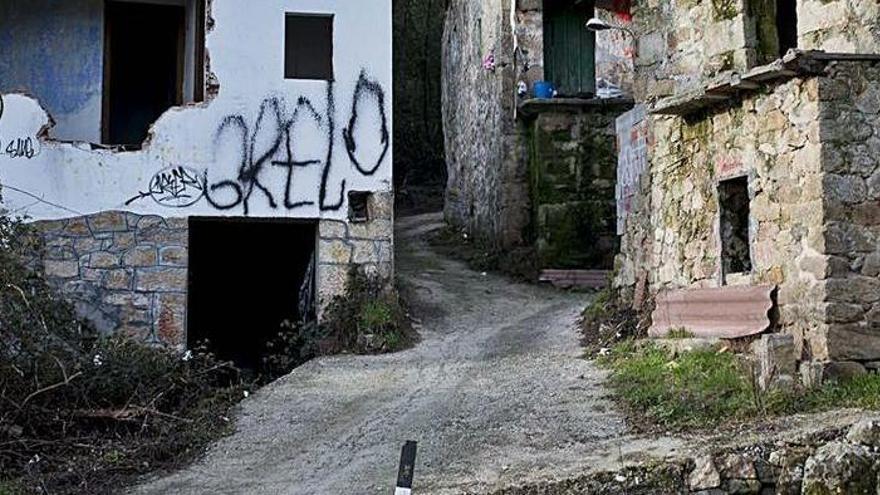 Galicia lanza un portal web para vender aldeas abandonadas