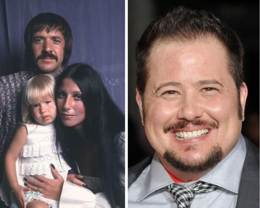 El hijo de Cher y Sonny Bono.