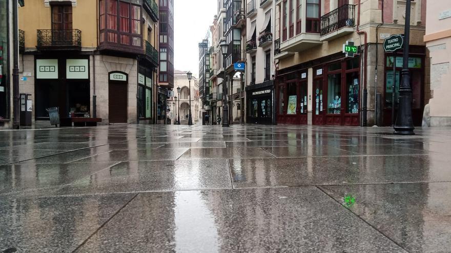 El tiempo en Zamora hoy, domingo | Lluvias matutinas y caída térmica para el final de la semana