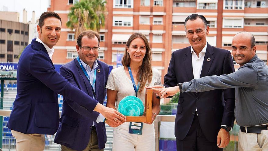 El Torneo BBVA de València es pionero mundial en sostenibilidad