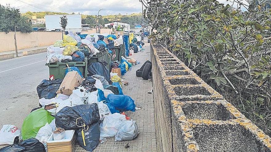 Der Müllstreik auf Mallorca ist ausgesetzt - aber nicht abgeblasen