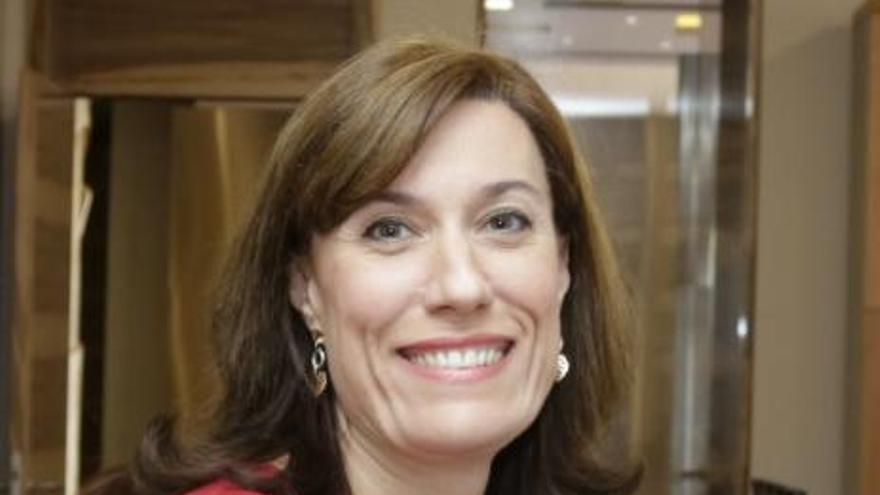 Rosario Ibáñez, Empresaria del Año por la OMEP