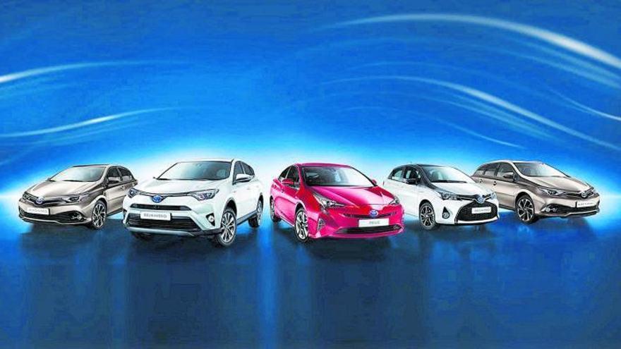Toyota se consolida como la marca líder en vehículos eléctricos