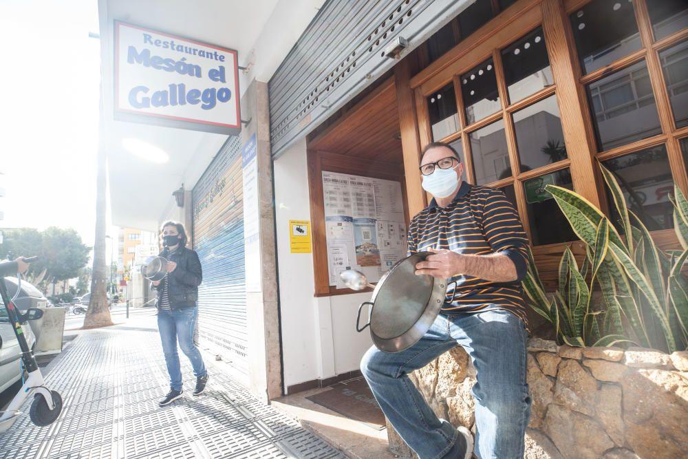 La asociación ABRE alerta de que muchos locales están cerrando asfixiados por las deudas