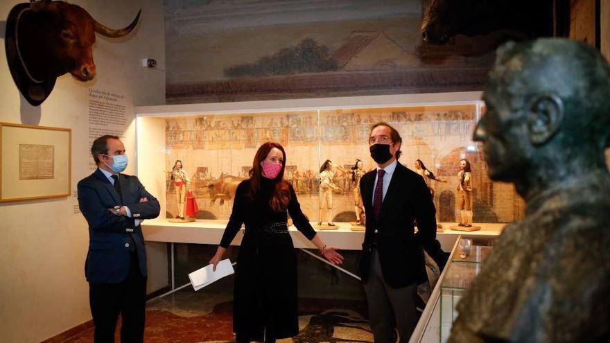El Museo Taurino recorre la historia más antigua del toreo cordobés