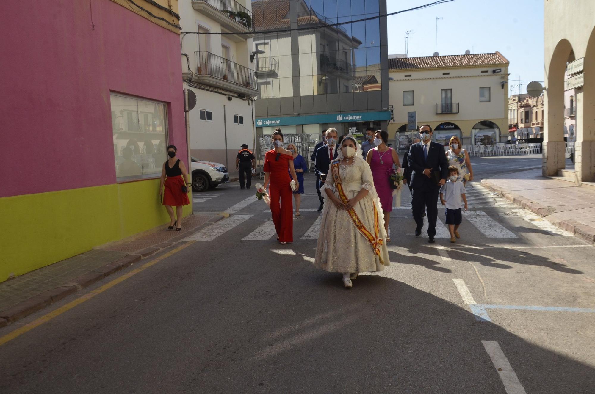 Los mejores momentos del día grande de las fiestas de Moncofa