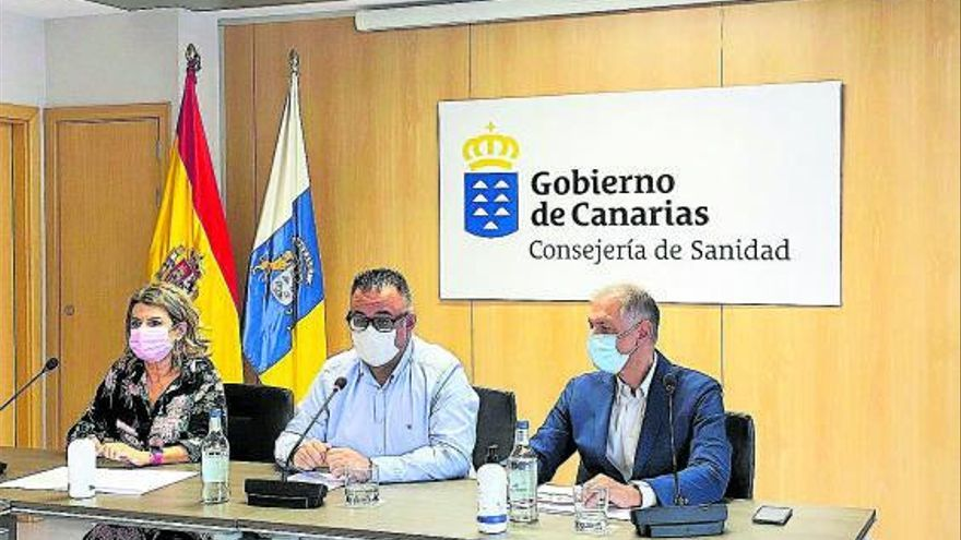 La Encuesta de Salud de Canarias dará voz a unas seis mil personas