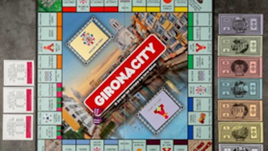 Gironacity: El joc de taula ambientat en la ciutat de Girona