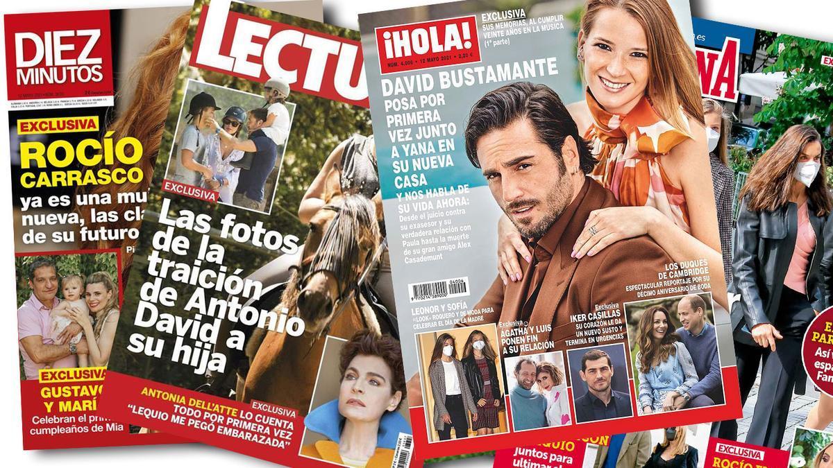 Prensa Rosa: Portadas 05/05/2021