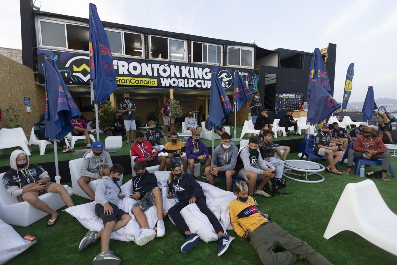 Comienza el World Cup Gran Canaria Frontón King