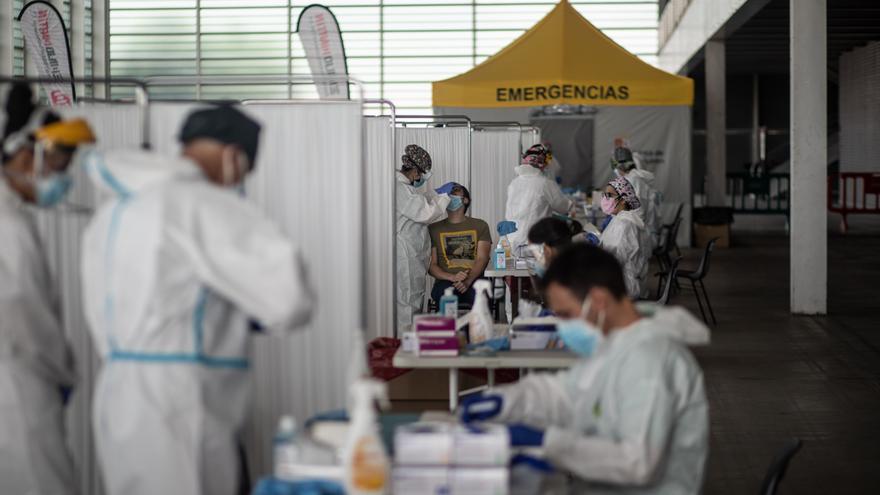 Repunte de casos de coronavirus, sin víctimas, en Zamora