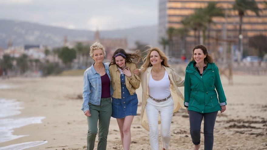 'El viaje de sus vidas', la última película de Kelly Preston, se rodó en Mallorca