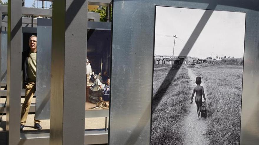 Córdoba expone 80 años de historia de España a través de 50 fotografías