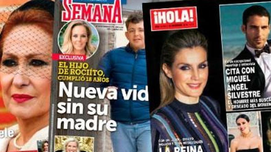 Paula Echevarría y Miguel Ángel Silvestre se 'separan'
