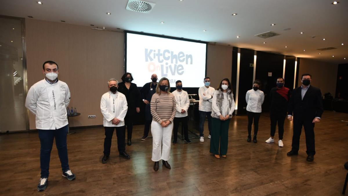 El evento 'Kitchen On Live Córdoba' llevará las denominaciones de origen a casas de 'influencers'