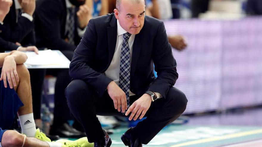 Jaume Ponsarnau, nuevo entrenador del Valencia BC