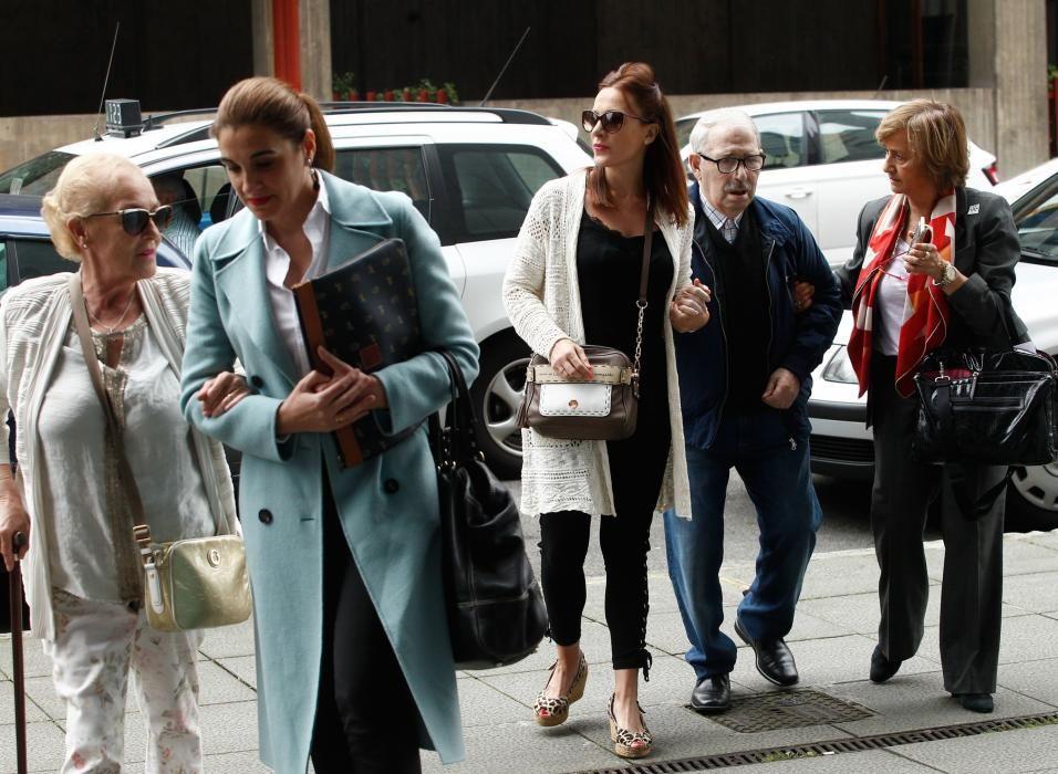 Operación Hulla: Villa acude al juzgado para que los forenses certifiquen su estado de salud