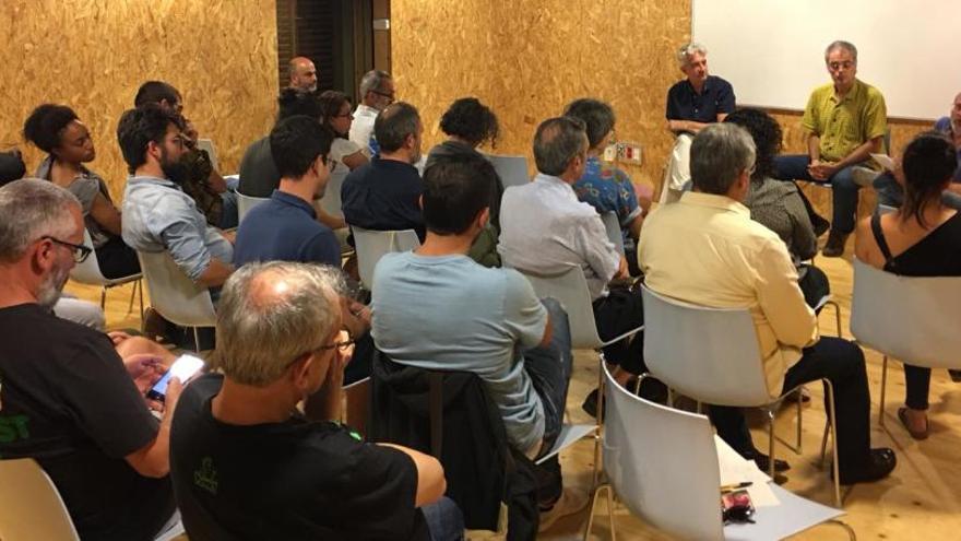 Xavier Vives és el nou president de l'entitat Disseny=Igualada