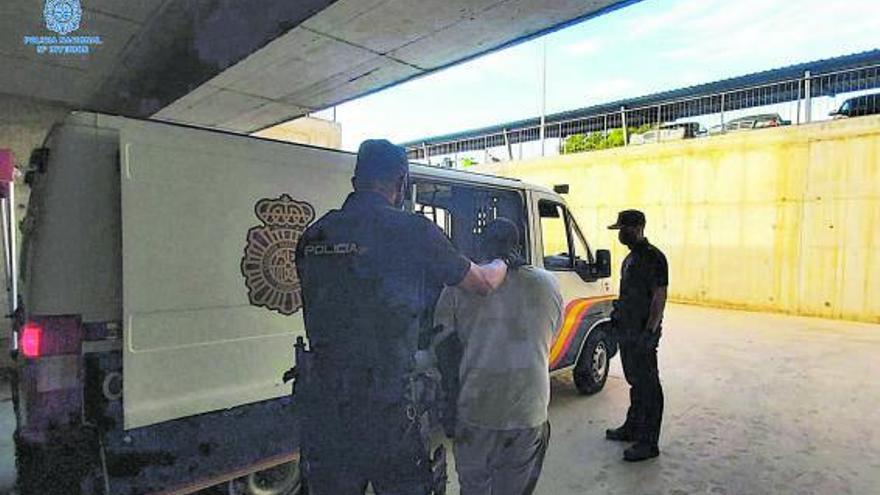 Prisión provisional para el acusado del apuñalamiento mortal en Ibiza