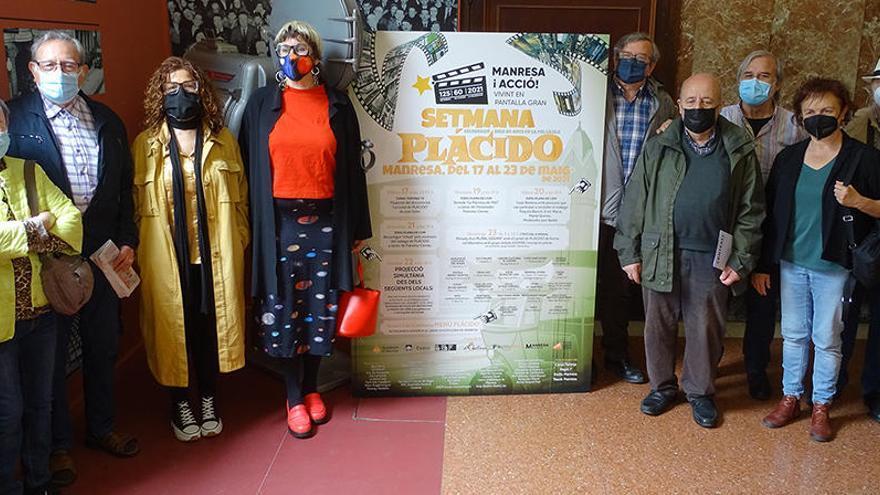 Manresa viurà una setmana dedicada al rodatge de la pel·lícula 'Plácido' de Berlanga, ara fa 60 anys