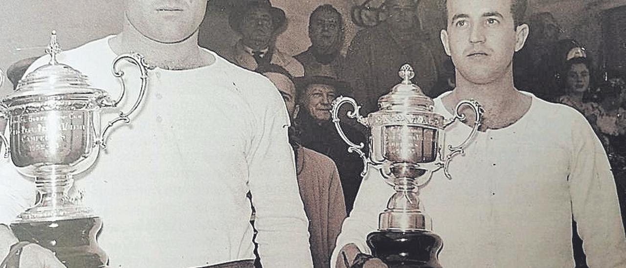 El Roig y el Patet, campeones nacionales en 1953