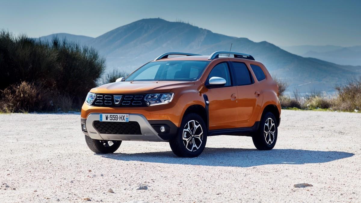 Dacia Duster: Súper galería con 200 imágenes