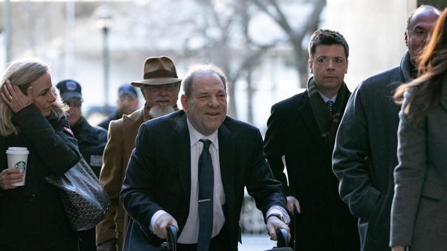 Weinstein se enfrentará a otro cargo por delitos sexuales