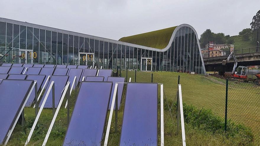 Ocho de cada diez edificios del valle tienen espacio para instalar paneles solares