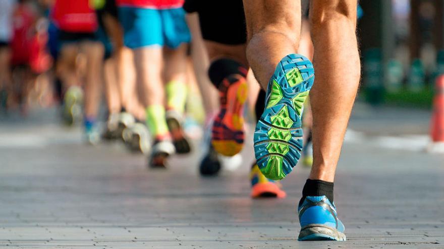 Rodaje suave y gradual después de 48 días sin correr al aire libre