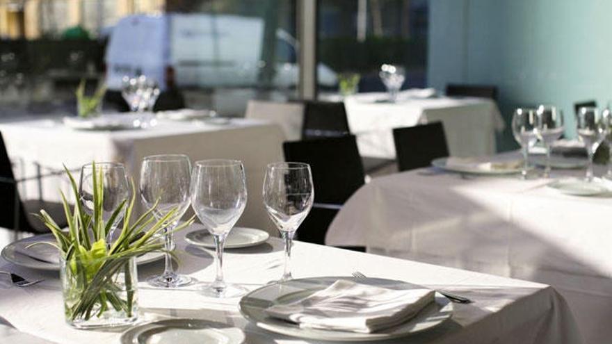 Cocina de lujo en el Hotel Barceló Valencia