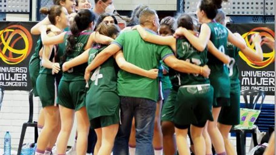 El Unicaja cadete femenino luchará por el oro en el Campeonato de España