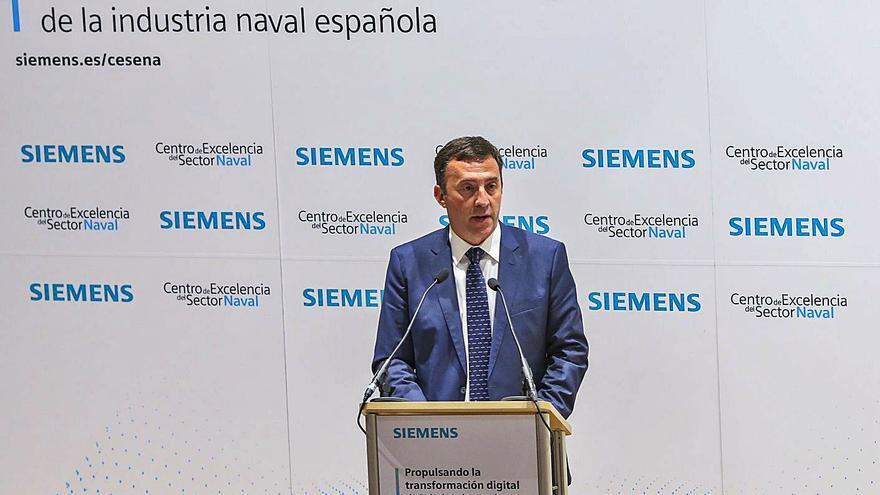 Navantia empezará la primera fragata tres años y cuatro meses después de su anuncio