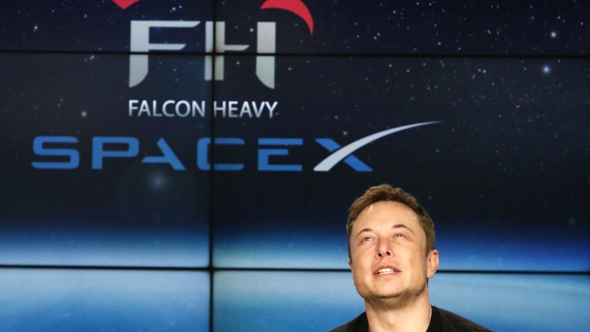Elon Musk, presidente de Tesla e impulsor del proyecto Internet vía satélite.
