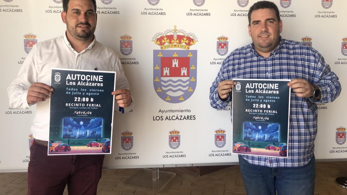 Los Alcázares tendrá un autocine este verano