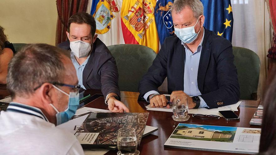200 casas prefabricadas para acelerar el realojamiento de los afectados por el volcán de La Palma