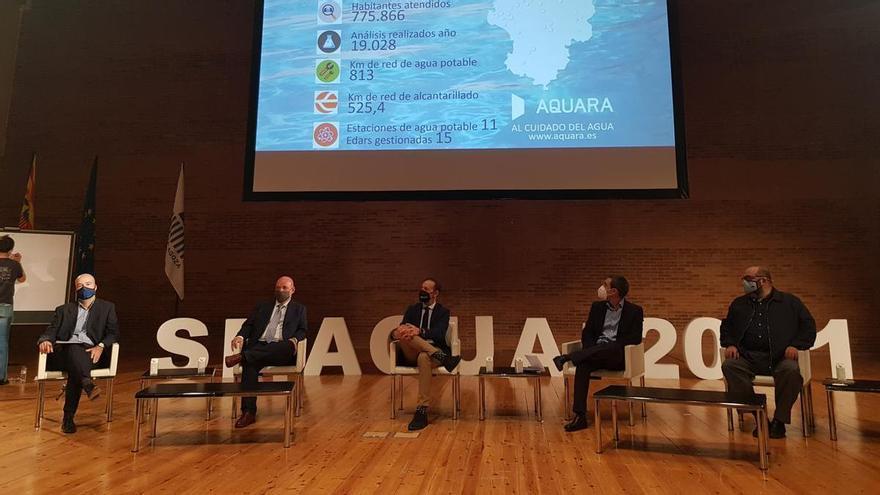 La transformación digital de la gestión del agua en los municipios, a debate en SMAGUA