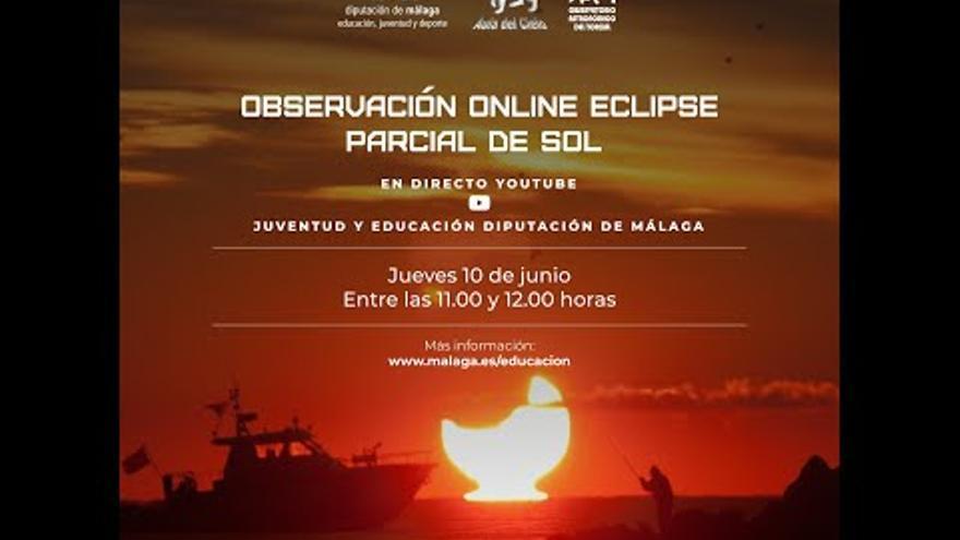 Sigue en directo el eclipse parcial de sol