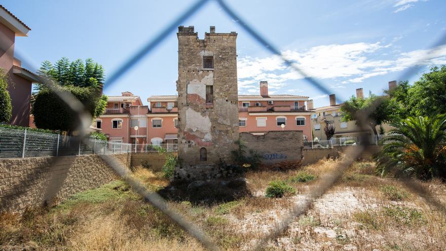 Impulso al Plan Especial de las Torres de la Huerta de Alicante