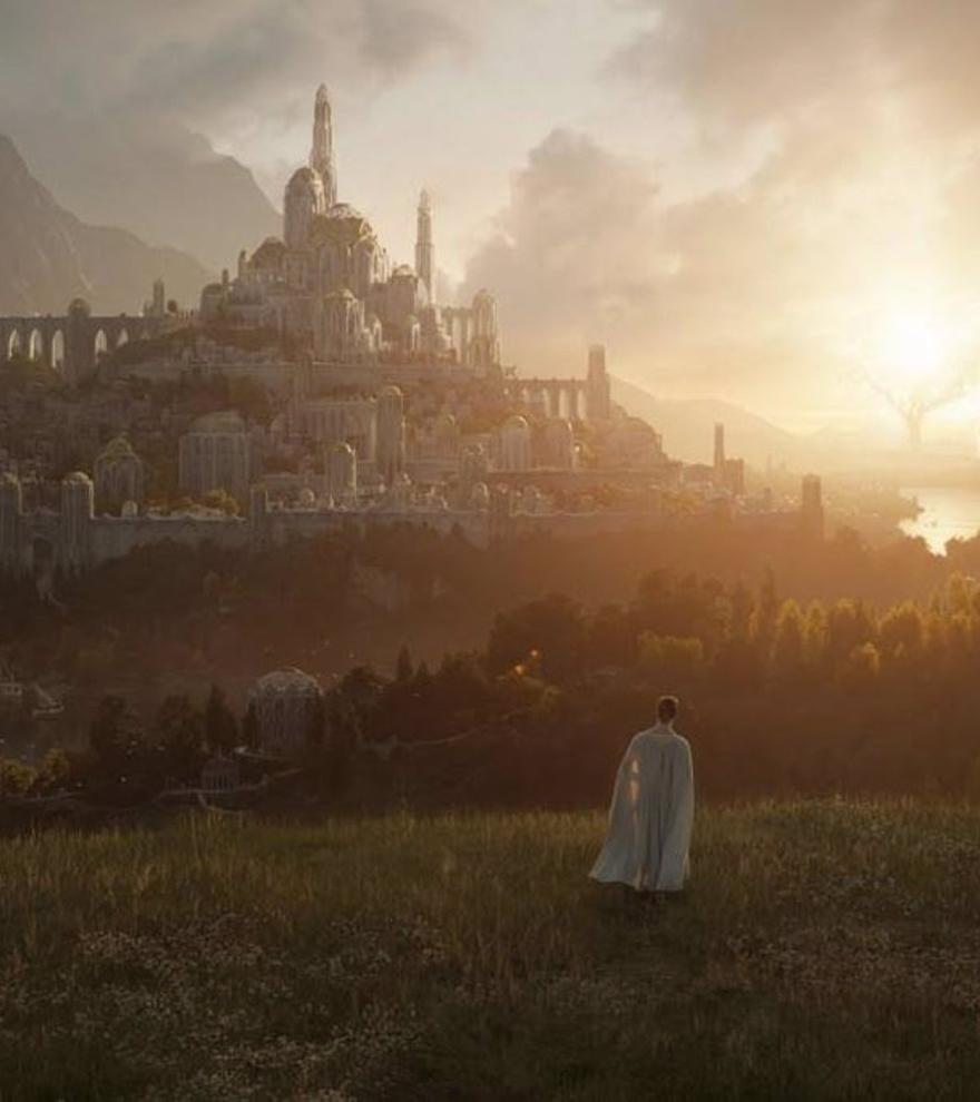 La serie de 'El Señor de los Anillos': primera imagen y fecha de estreno