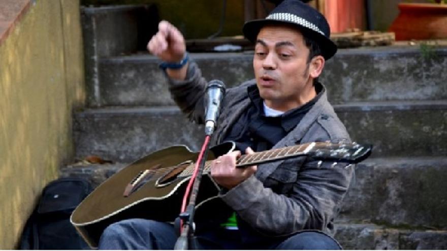 Cantautor Pau Morales