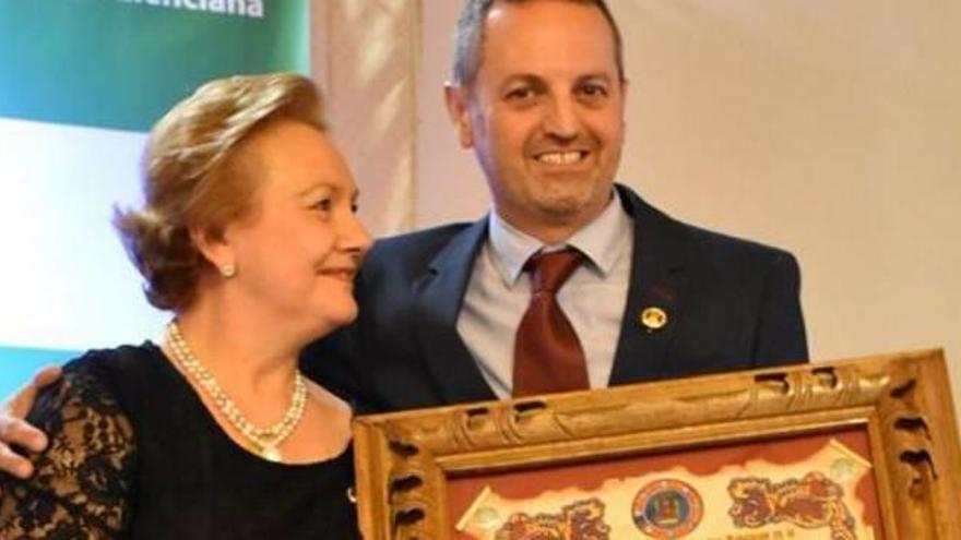 La FECA nombra  a Julio Huerta «Andaluz del año»